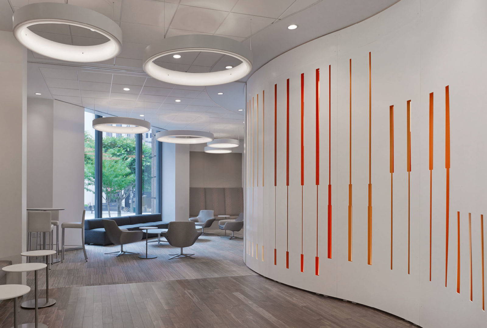 Arktura Graphic Perf for PWC office.