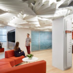 Arktura Atmosphera® Lotus installed in Smith Group office