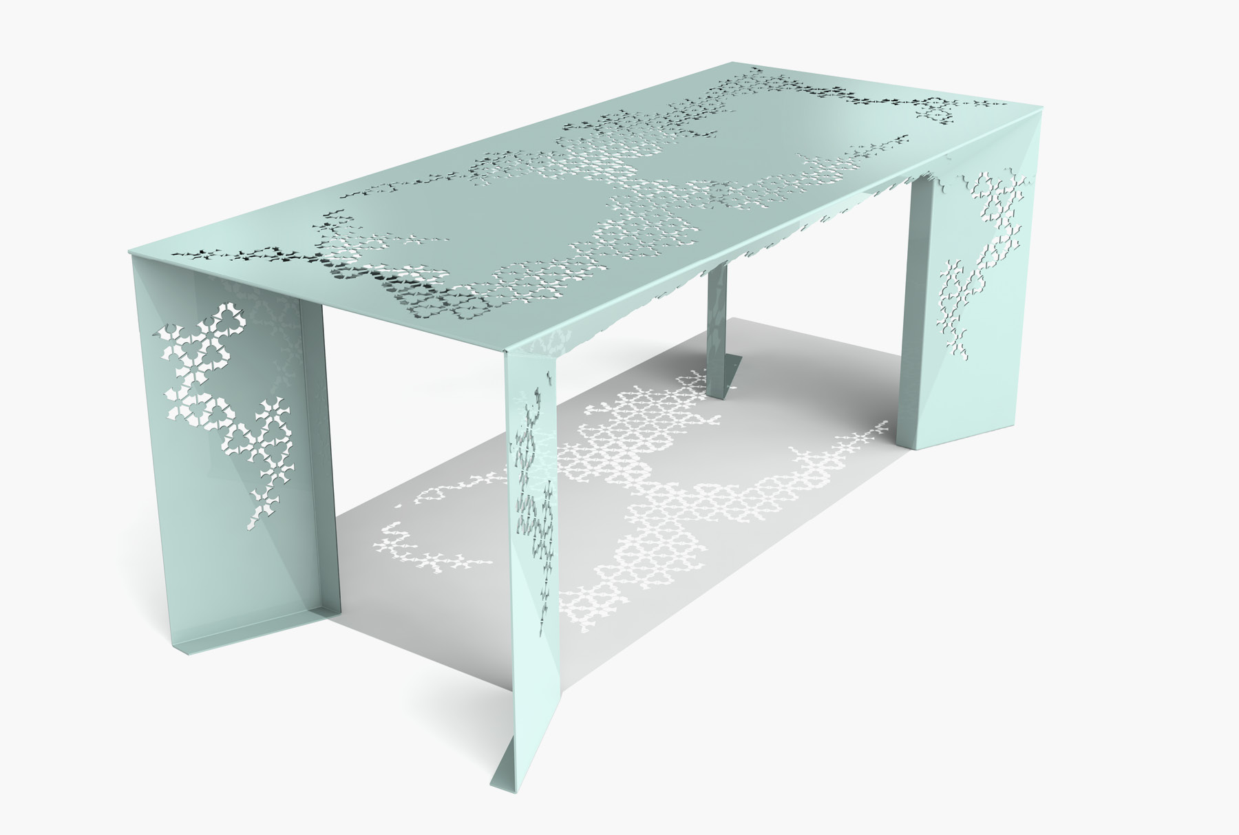 Powder Coated Steel Archives - Arktura - Ricami Dining