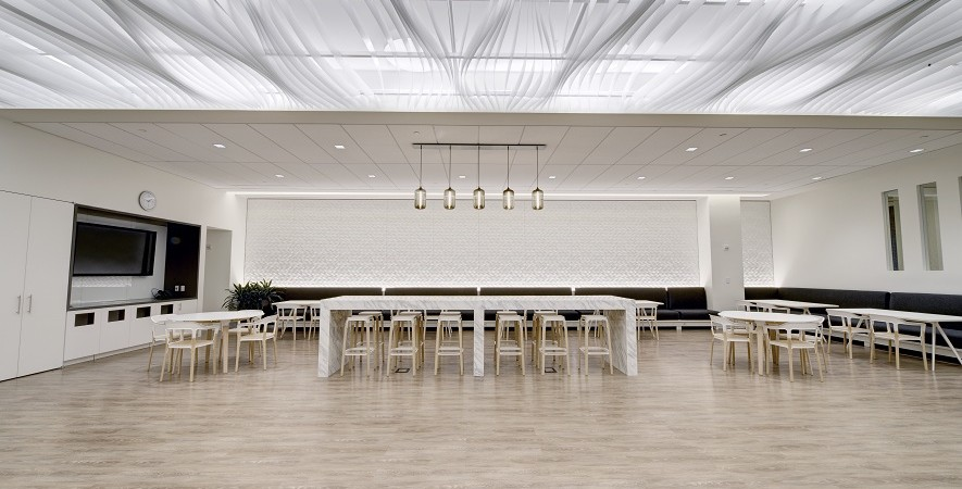 Arktura Atmosphera 174 Contour Customizable Ceiling System
