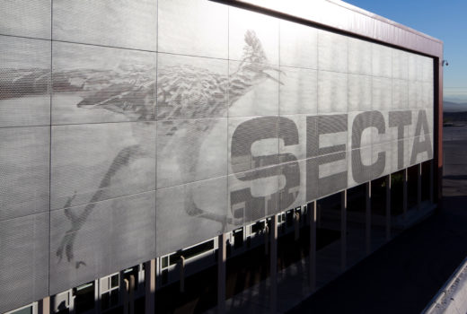 Arktura Graphic Perf® Photoreal Exterior for SECTA