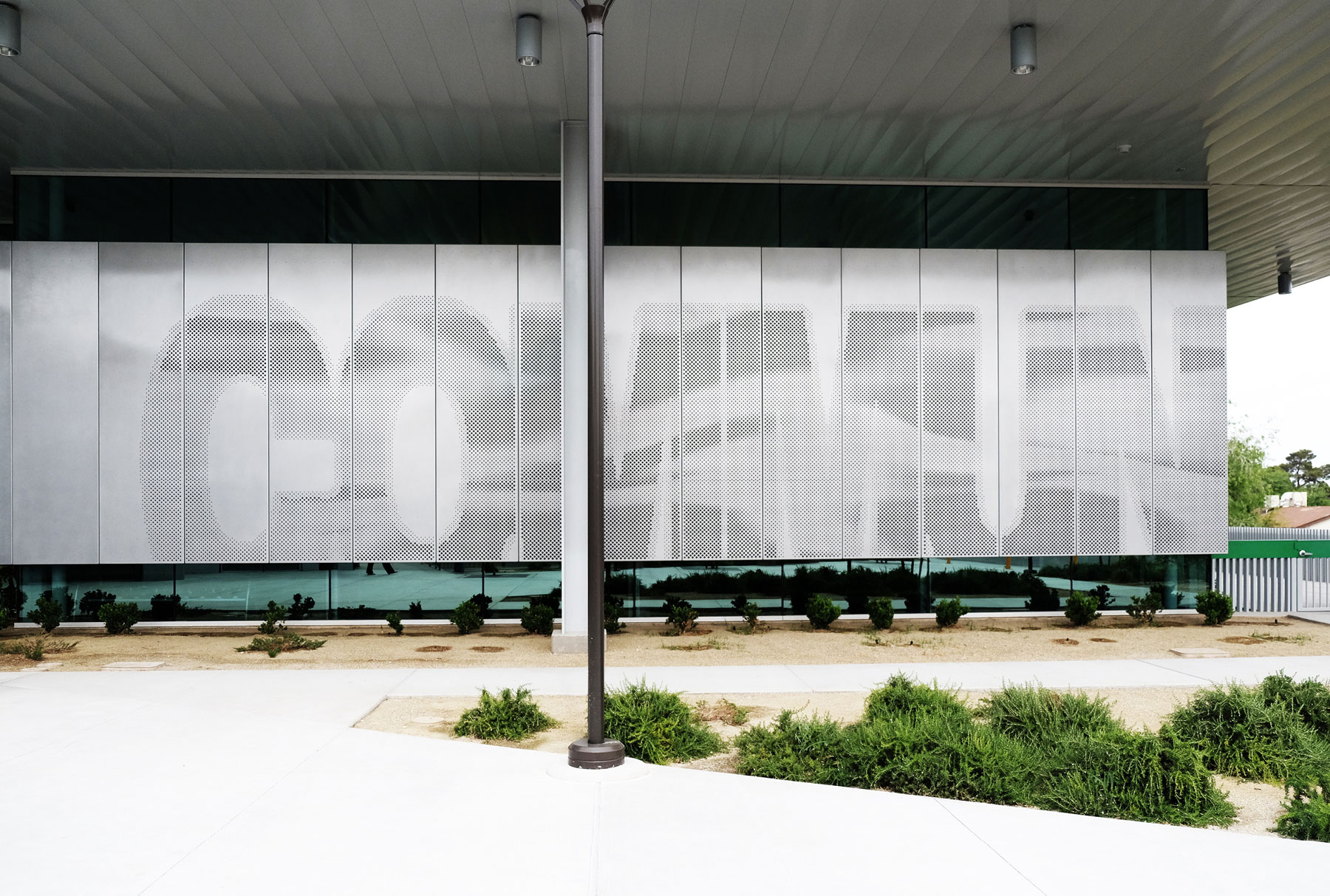 Arktura Graphic Perf® Photoreal Exterior at Parkdale