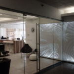 Arktura Graphic Perf® Photoreal Interior installed in office