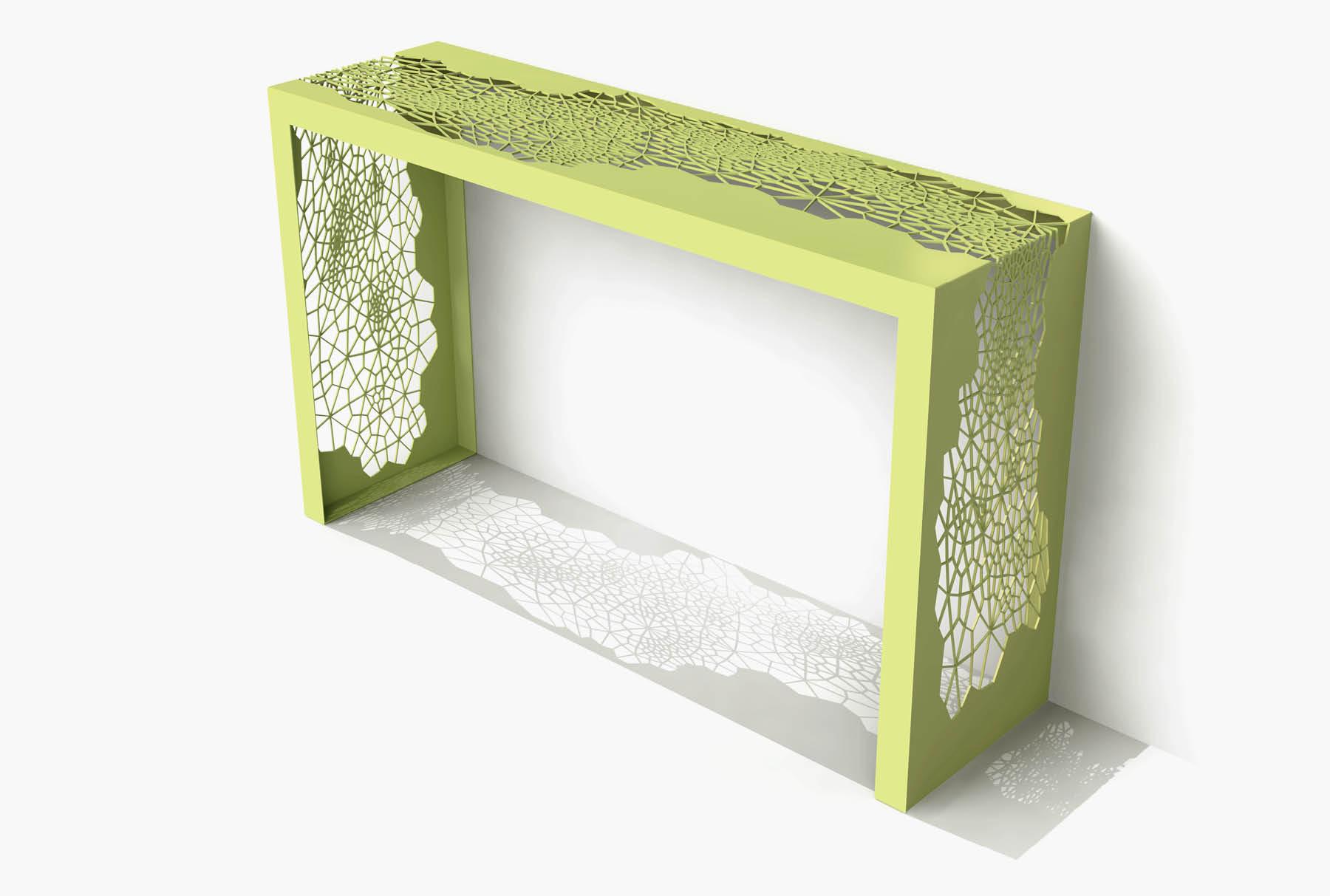 Arktura Hive Console in Lush Green