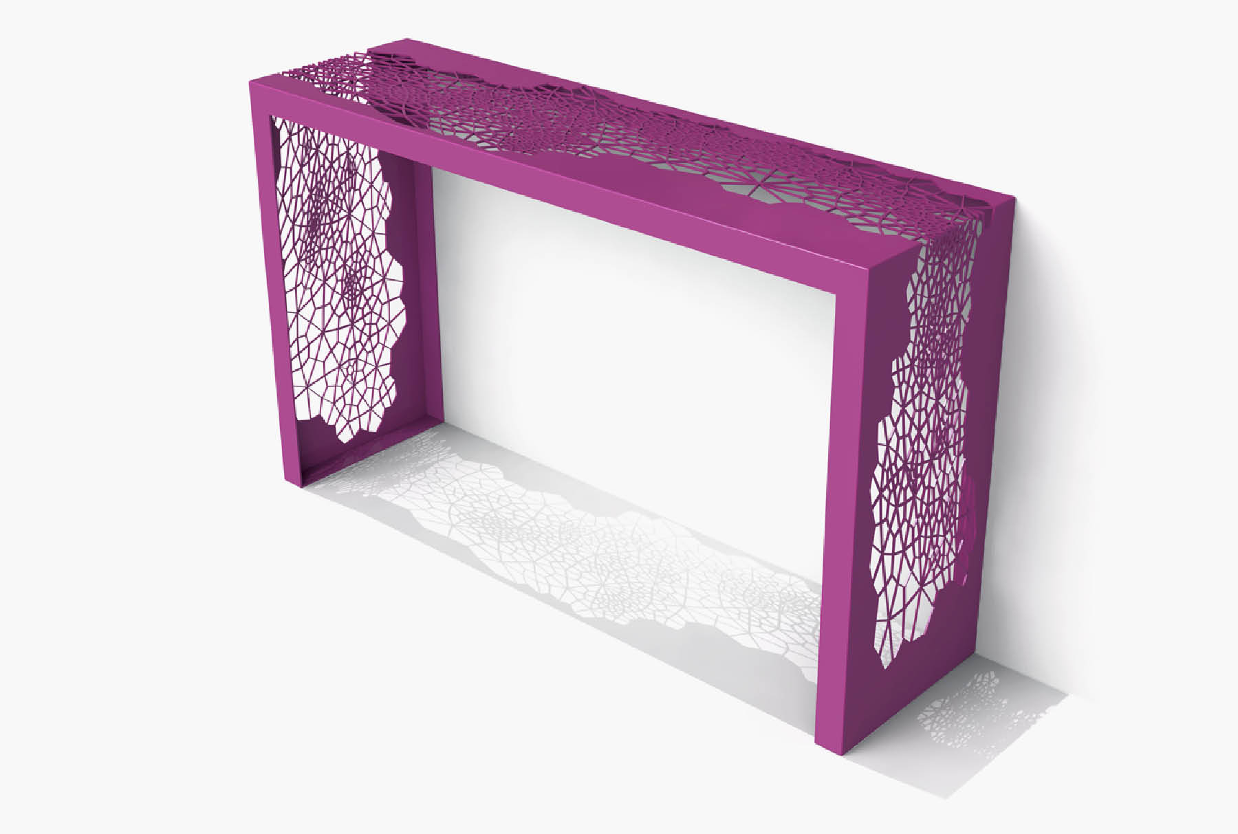 Arktura Hive Console in Wild Orchid