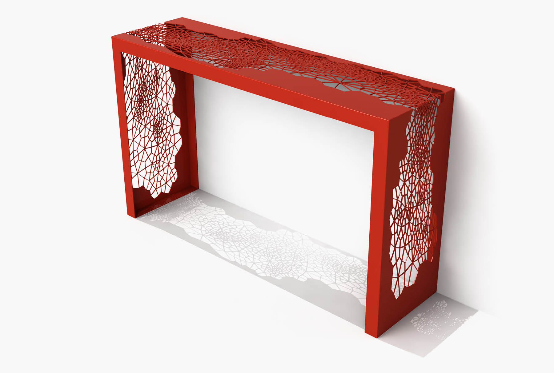 Arktura Hive Console in Spirit Red