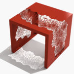 Arktura Hive Side in Spirit Red
