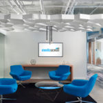Arktura Atmosphera® Pulse installed in Media Ocean office