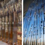 close ups of Arktura Secare® at UNLV