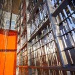 Close up interior shot of Arktura Secare® at UNLV