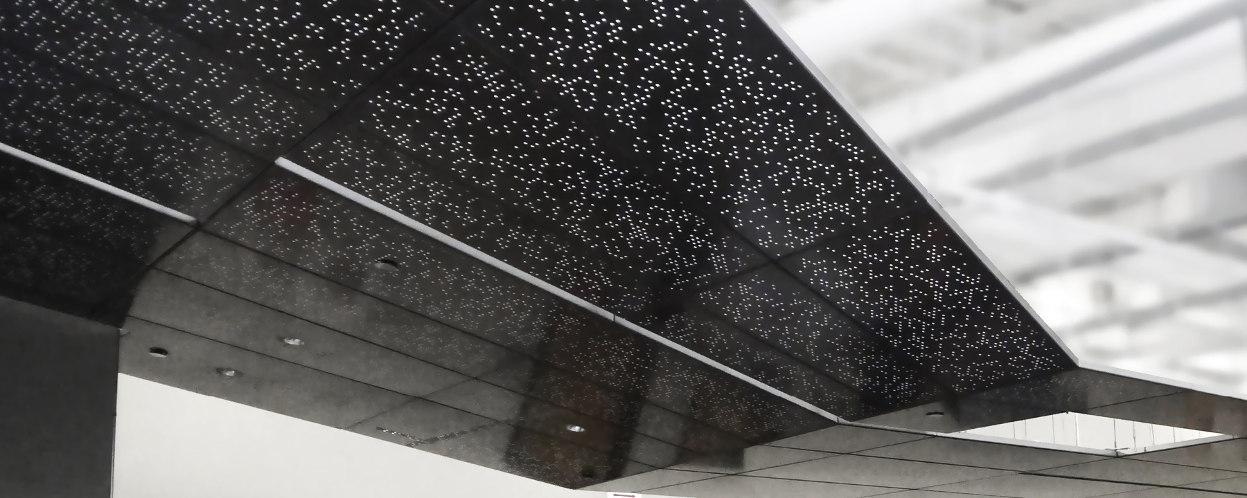 Custom Perforated Ceilings Archives Arktura