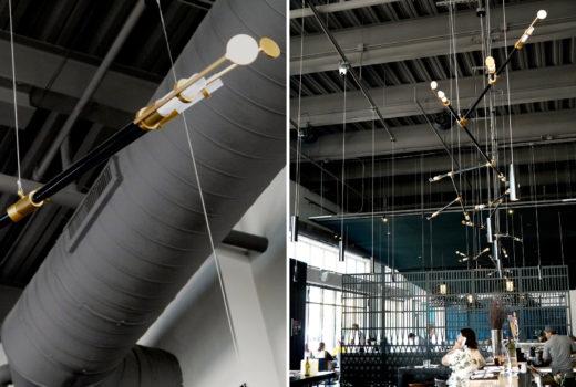 Custom light fixtures by Arktura Solutions Studio®