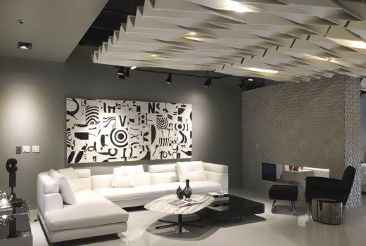 SoftFold- Minotti Showroom-Goodrowe Hobby-Atlanta