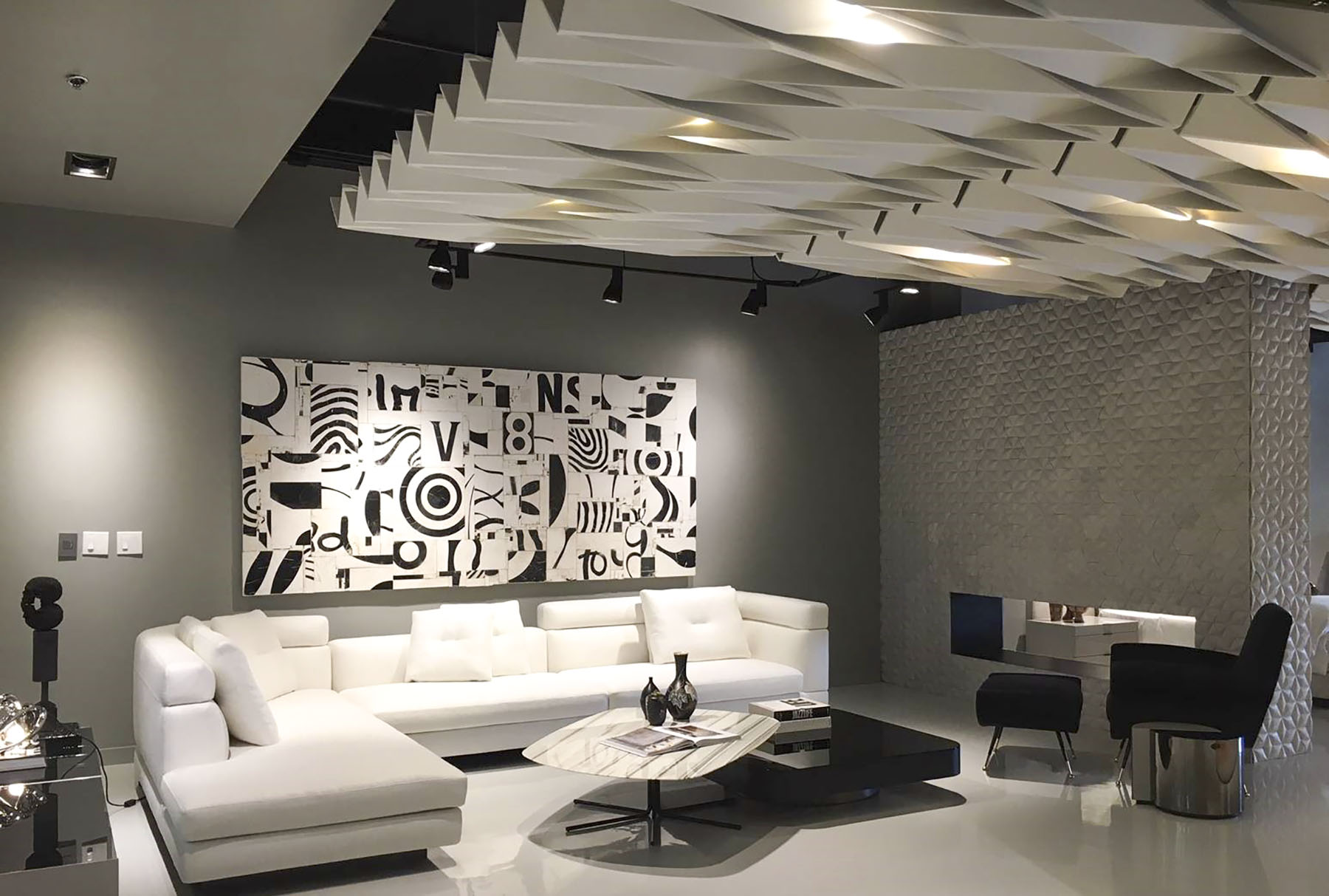 SoftFold- Minotti Showroom-Goodrowe Hobby-Atlanta