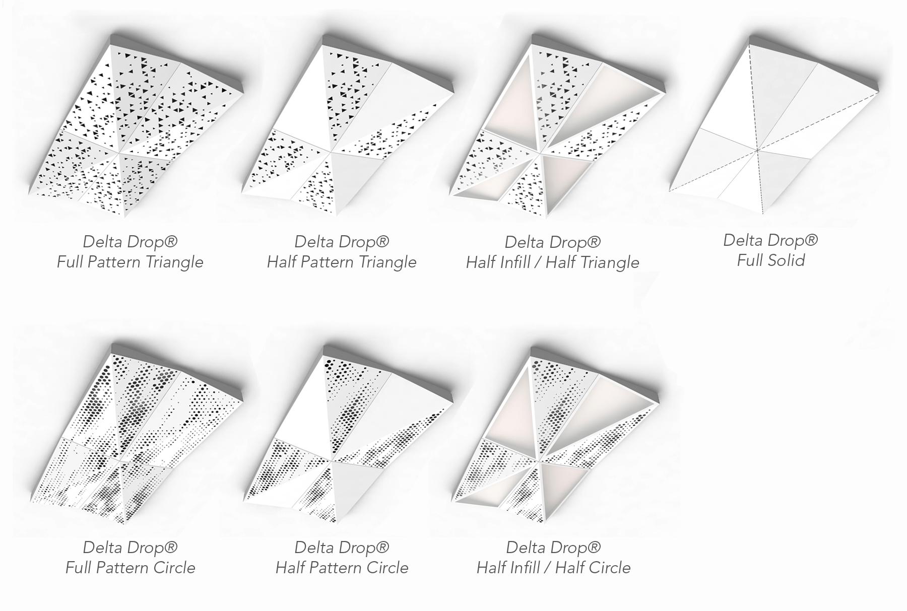 Delta Drop® selections