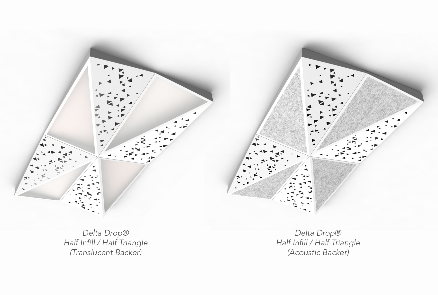 Arktura-Delta Drop- Triangle- Infill-recent