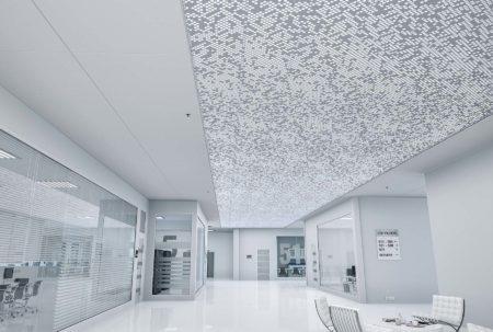 Arktura Vapor 174 Cluster Standard Ceiling Systems