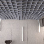 SoftGrid® Dome acoustical system closeup
