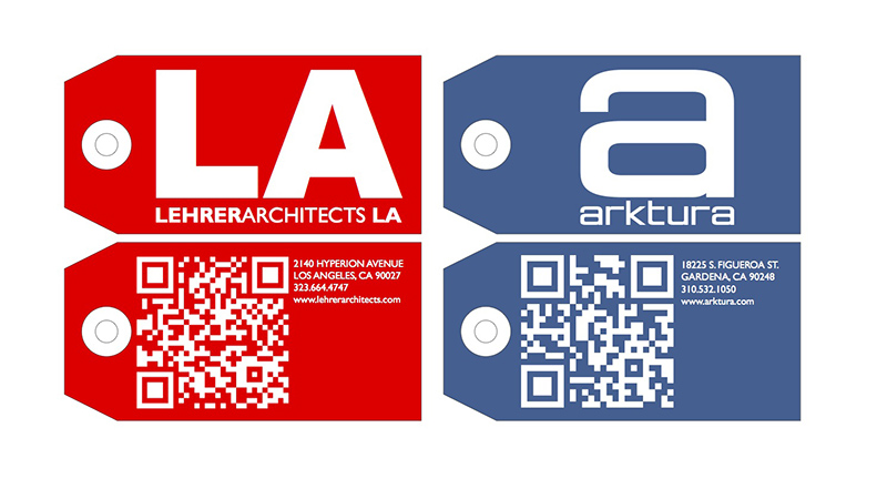 Lehrer Architects and Arktura Tags