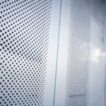 Detail of Arktura Graphic Perf® Photoreal Exterior at parkdale