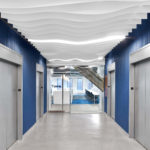 Arktura Atmosphera® Analog 3D installed in Year Up Office