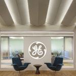 Arktura Solution Studio ceiling in GE Health