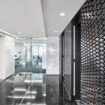 Arktura Solution Studio perforated wall for Toyota