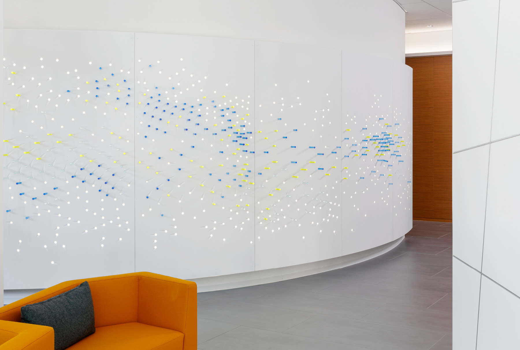 Arktura Solution Studio wall feature for IBM Watson