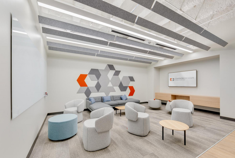 """""""Quest Braker Point III"""" Austin, TX, Carson Design, Featuring: SoundAngle® by Arktura"""