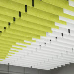 SoundEdge® acoustical system closeup