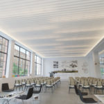Atmosphera® Standard Strata above lecture space.