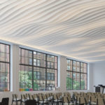 Atmosphera® Standard Swell above lecture space.