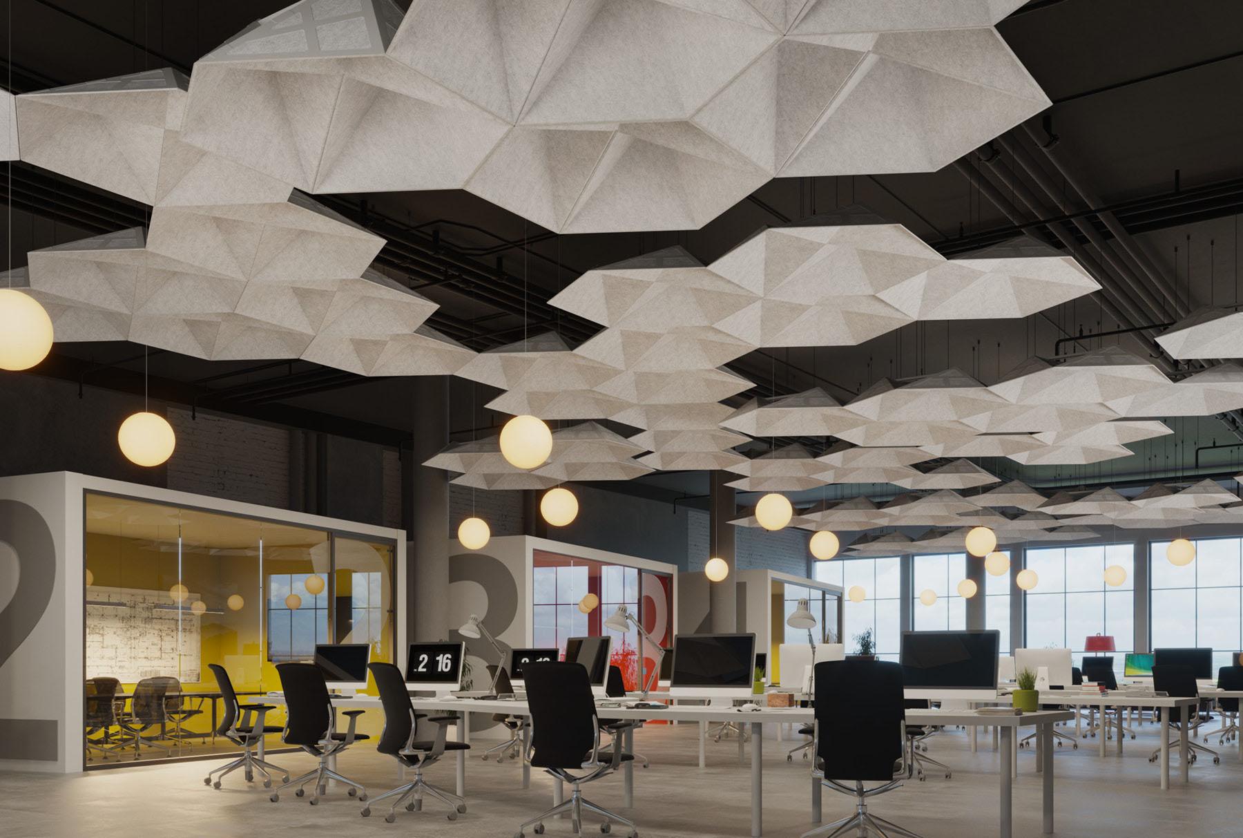 Arktura Soundstar 174 Standard Ceiling Systems Acoustical