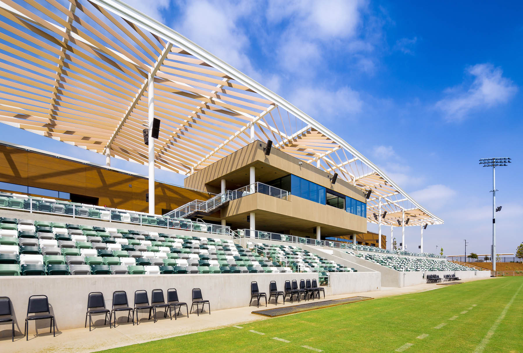 Solutions Studio - Great-Park- Irvine,CA - Building A - Soccer Center