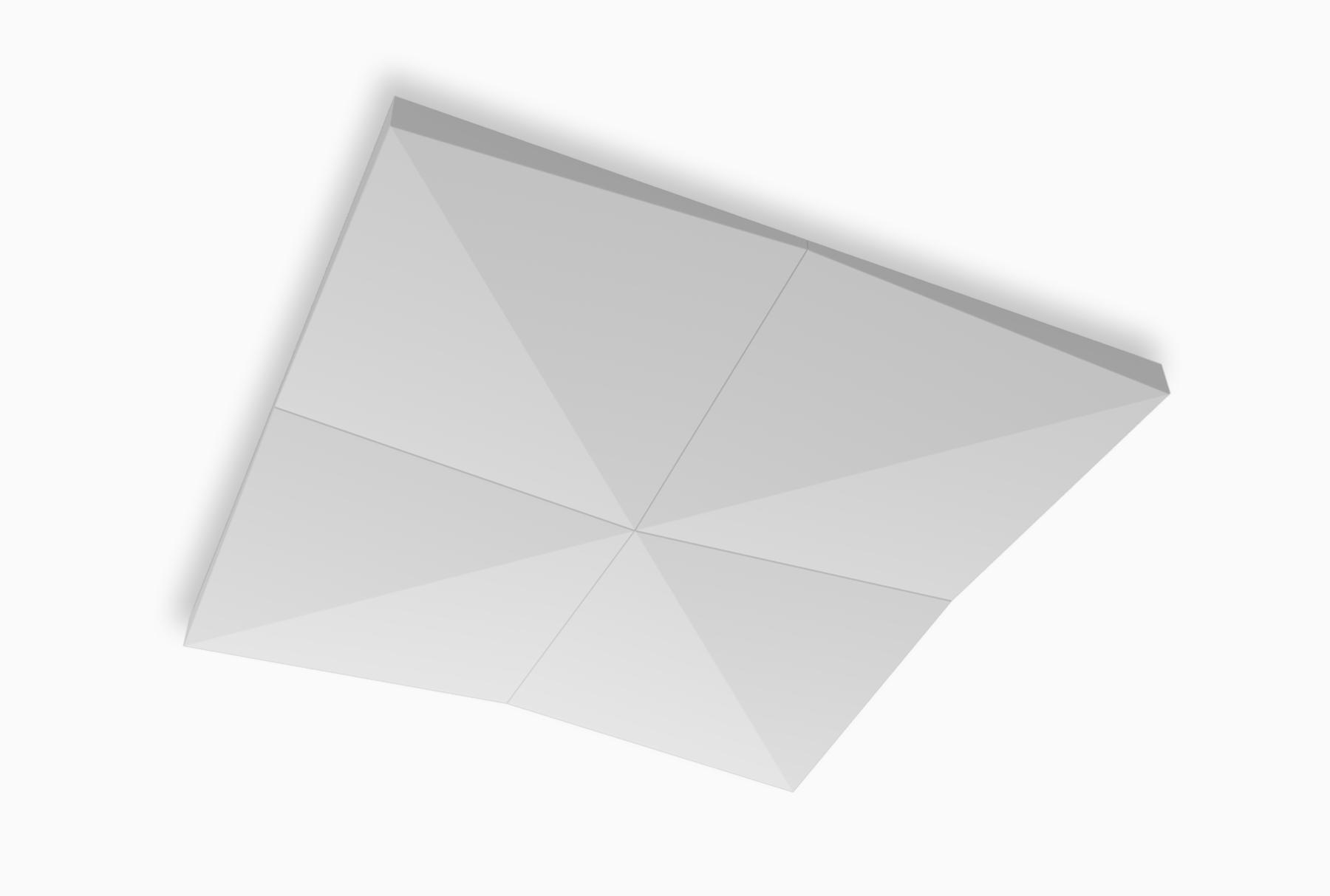 Delta Drop® 4x4 Full Solid render
