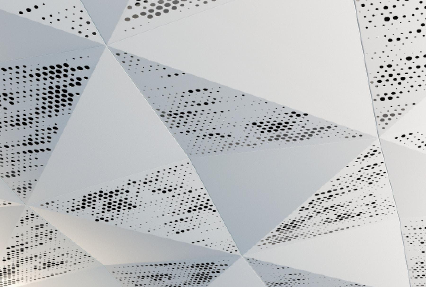 Delta Drop® 4x4 half pattern circle install closeup