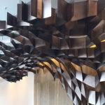 Arktura Solution Studio Interactive Art canopy