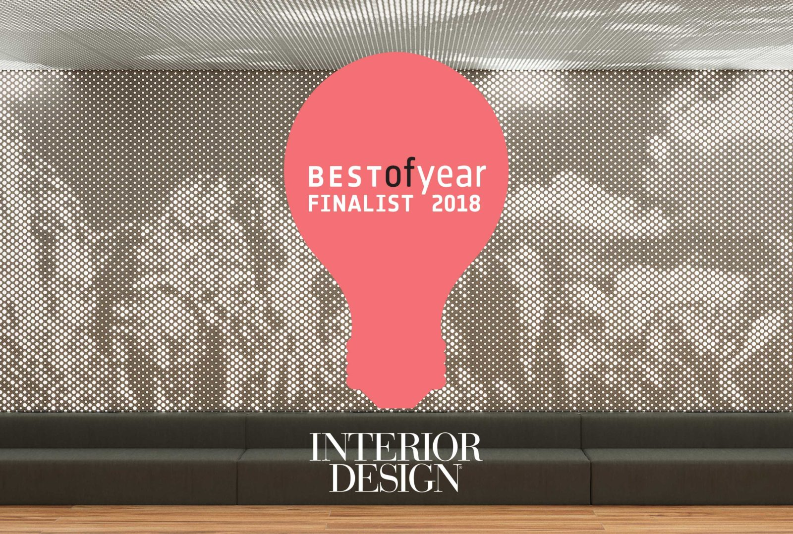 Arktura-Vapor Graphic Perf-Interior Design-Finalist-Social Post