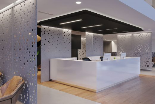 Perforated Wall Panels - SoftScreen® Stellar by Arktura