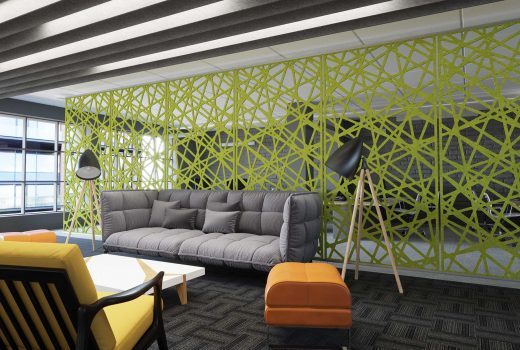 SoftScreen® Trace by Arktura - Commercial Office Design