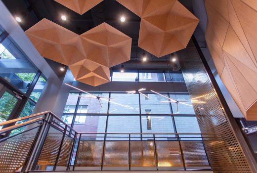 Acoustic Ceiling Clouds | Arktura SoundStar