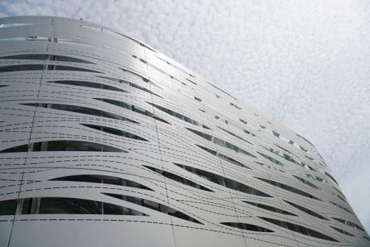 Tesla Showroom Featuring Solution Studios by Arktura