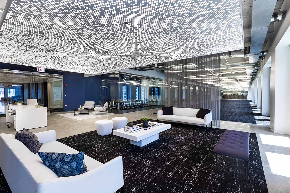 Floating Ceiling Panels