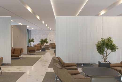Integrate Suspended Wall Systems
