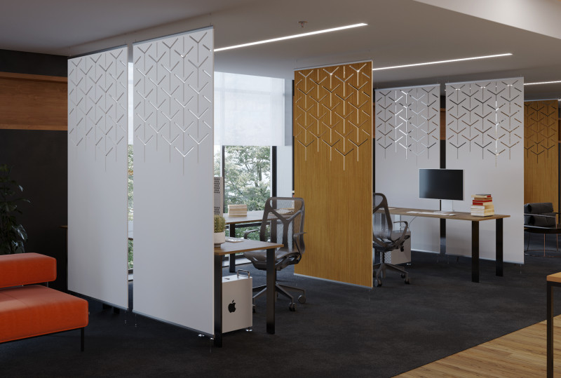 SoftScreen® by Arktura  - Commercial Office Design