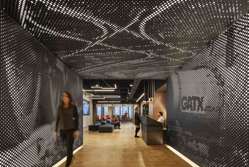 Graphic Perf® Custom Photoreal Interior by Arktura