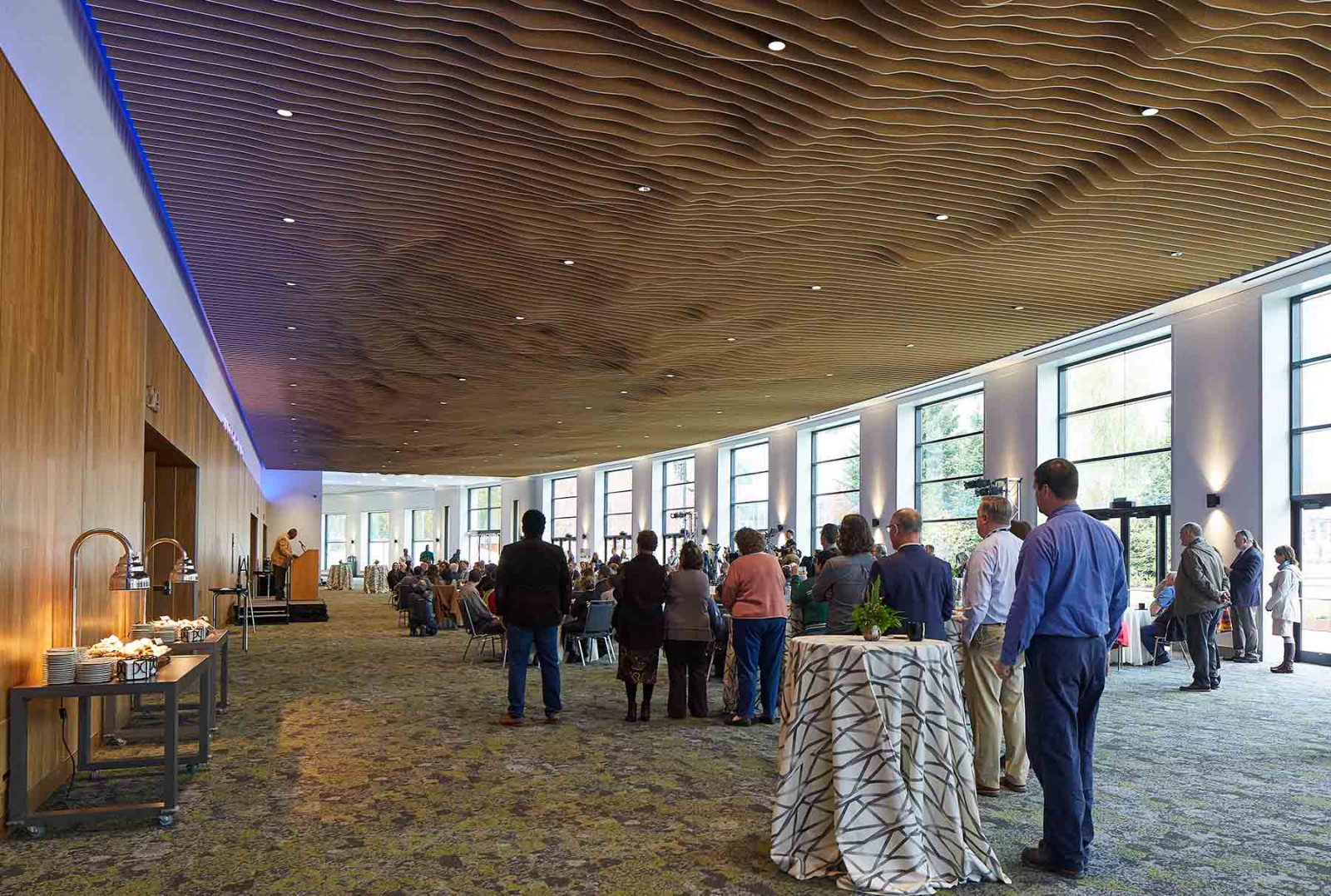 How to Improve Acoustics in Ballrooms and Event Spaces
